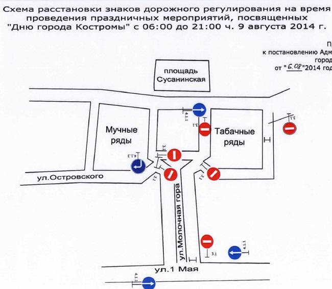 схема дорожных знаков москва группы населения участвовали