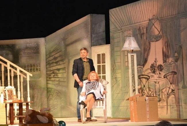 На сцене костромского драмтеатра Надежда Залесова отпраздновала юбилей , фото-1