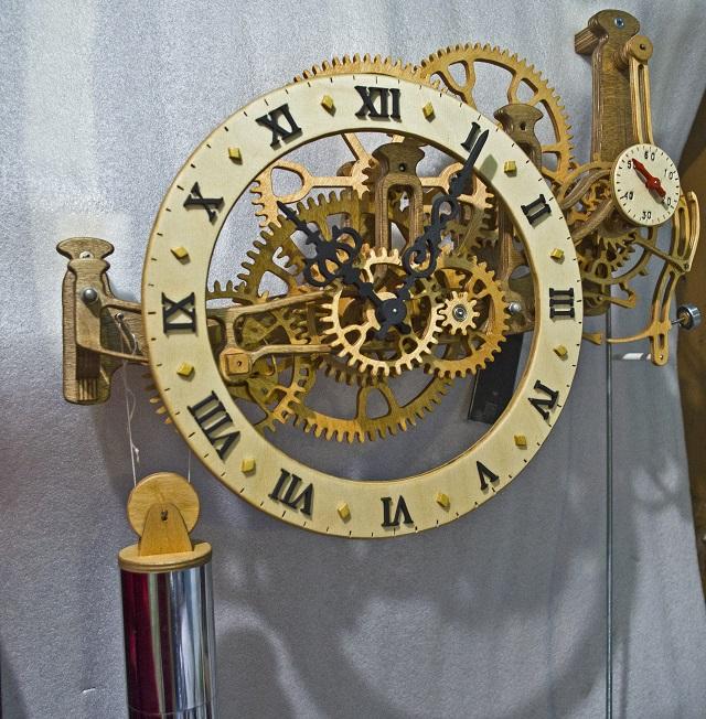 Как это сделано механические часы