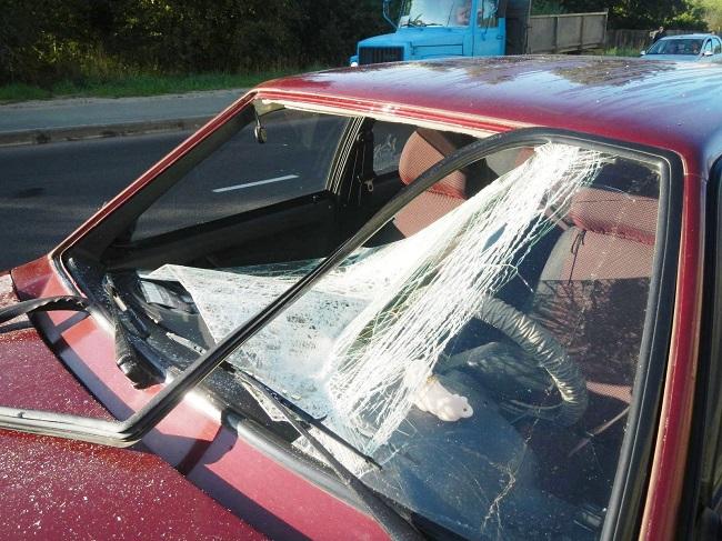 В Костроме, мужчина с 30-летним стажем вождения сбил пешехода , фото-1