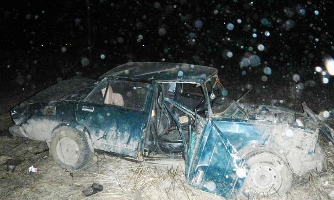 Под Костромой ночью водитель улетел в кювет , фото-2