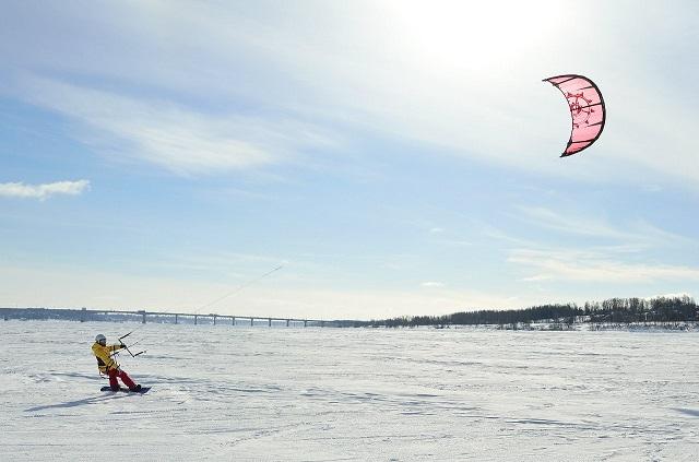 Чемпионат по сноукайтингу Windygames-2018 пройдёт в Костроме, фото-1