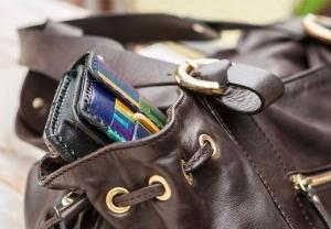 В торговом центре рассеянные куряне лишились кошелька и сумки с деньгами