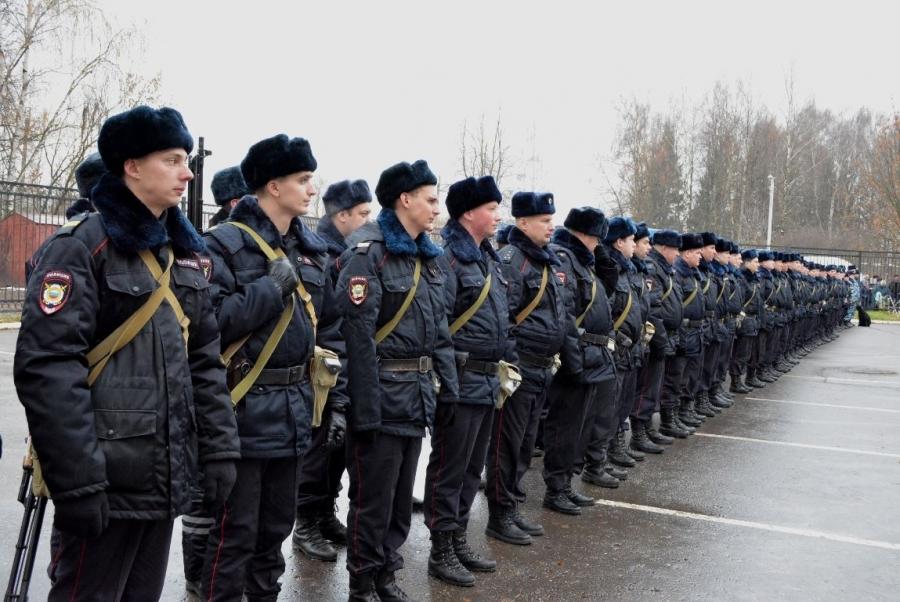 Амурские полицейские направились в еще одну командировку наСеверный Кавказ