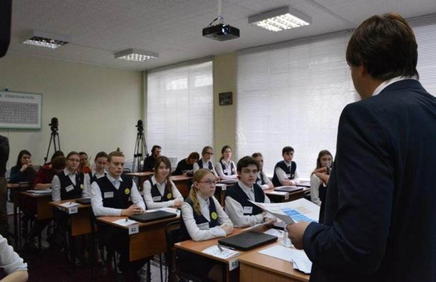 Открытый урок на тему ЕГЭ с участием костромских школьников увидит вся России