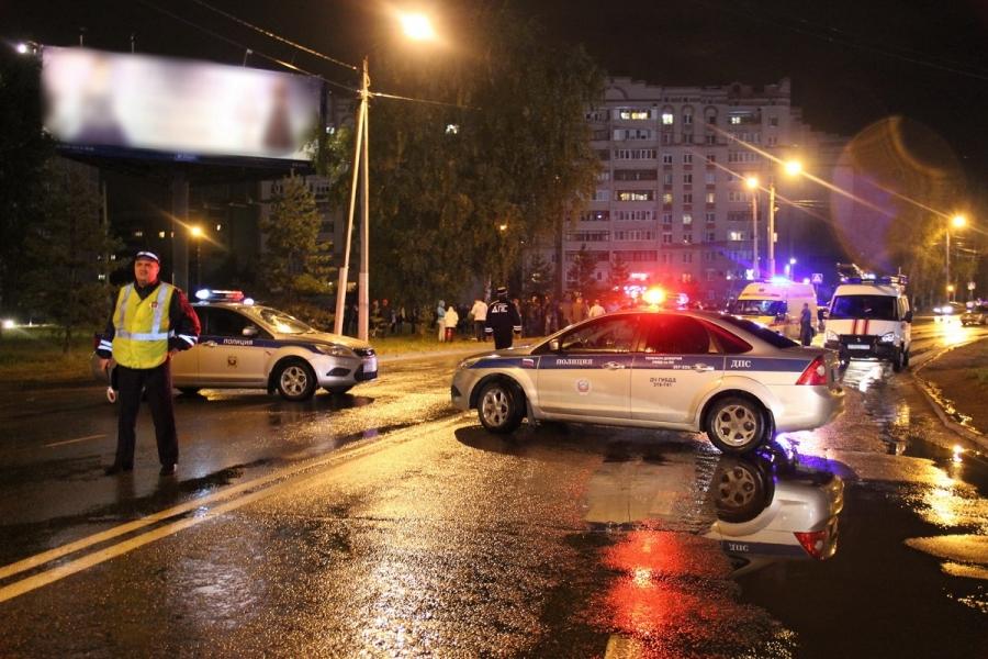 Пофакту чудовищного ДТП вКостроме возбуждено уголовное дело
