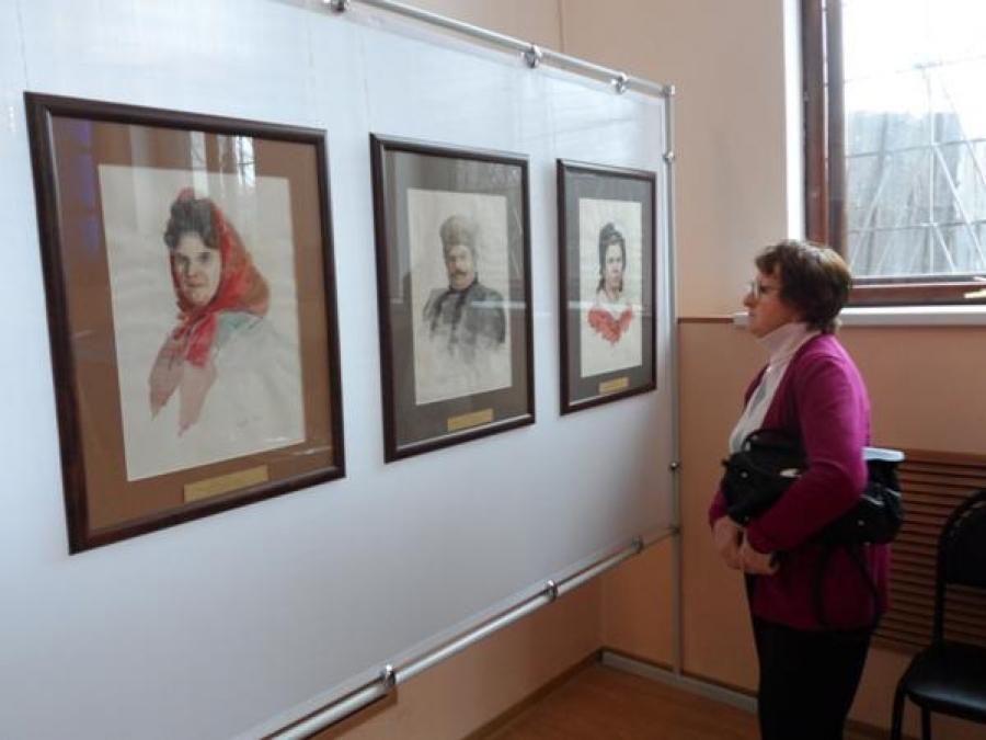 Выставки в костроме