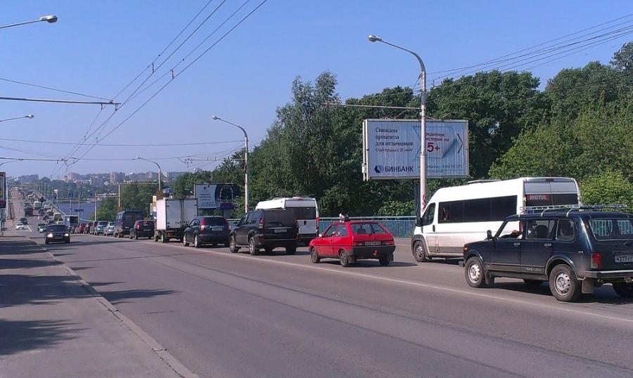 Отставание от графика ремонтных работ на мосту через Волгу составляет 7 дней - Новости Костромы и Костромской области