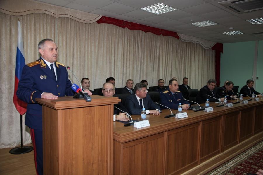 Новым управляющим костромских следователей стал Игорь Балаев