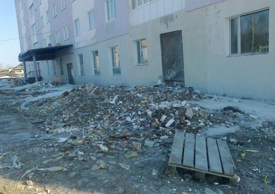 Костромские переселенцы отказались отновых квартир