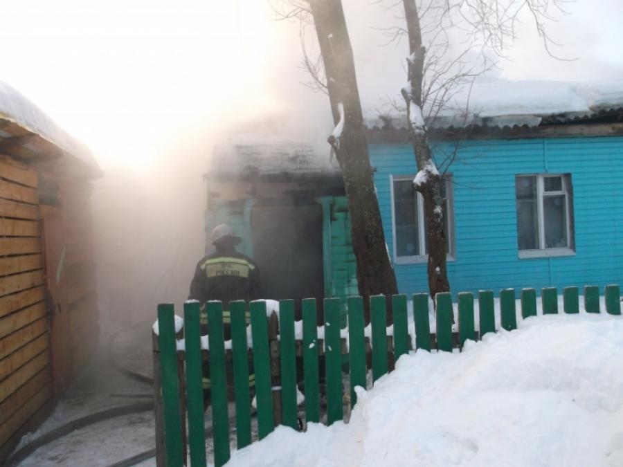 ВКостромской области ученик спас 2-х детей изгорящего дома