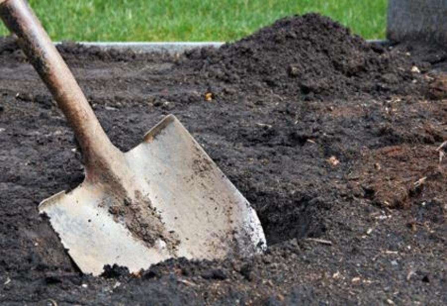 Вымогатели заставили барнаульца копать себе могилу