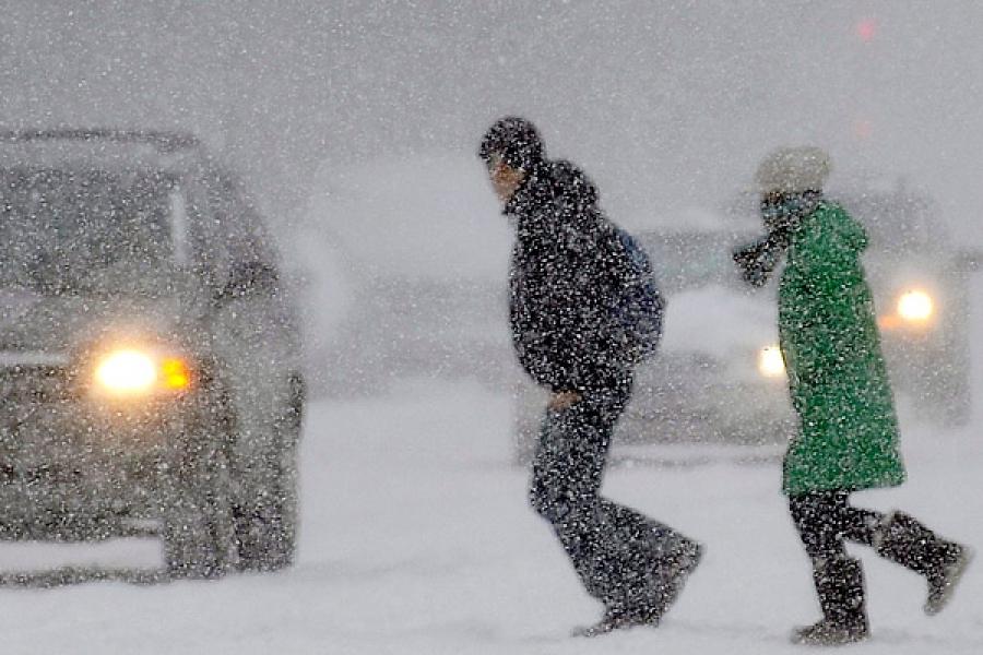В Алтайском крае продлено оперативное предупреждение из-за непогоды