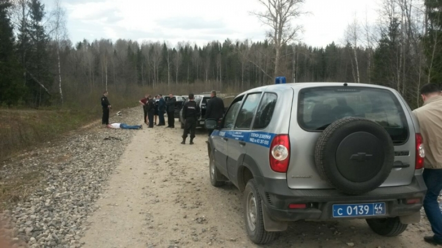 Преступник сружьем напал наинкассаторов вдеревне под Костромой