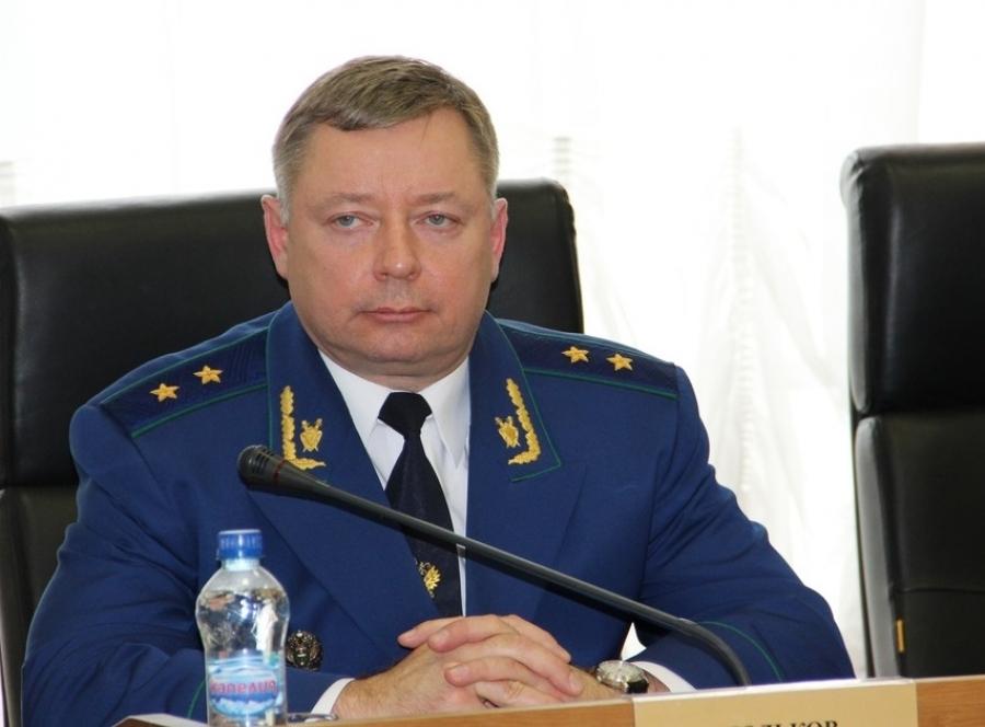 Путин назначил Сергея Забатурина новым столичным межрегиональным транспортным прокурором