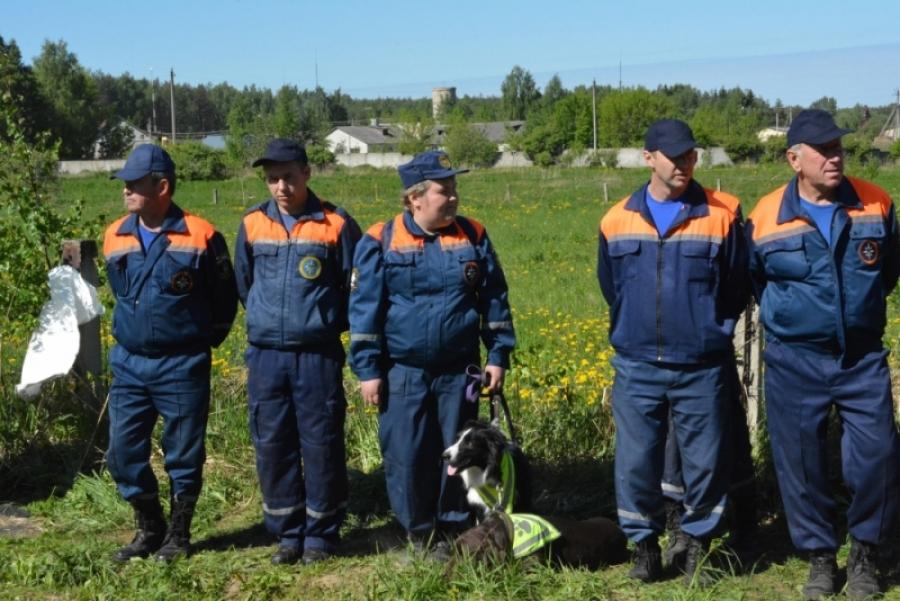В Костроме впервые прошла межведомственная тренировка по поиску пропавших людей