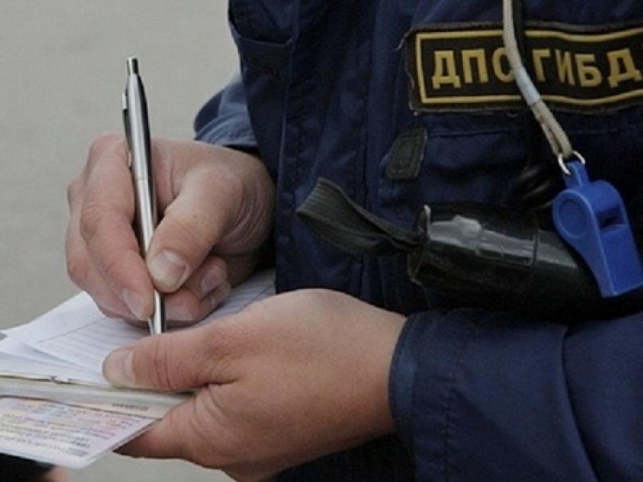 В Рубцовске задержан автолюбитель, который пытался дать взятку сотрудникам ГИБДД
